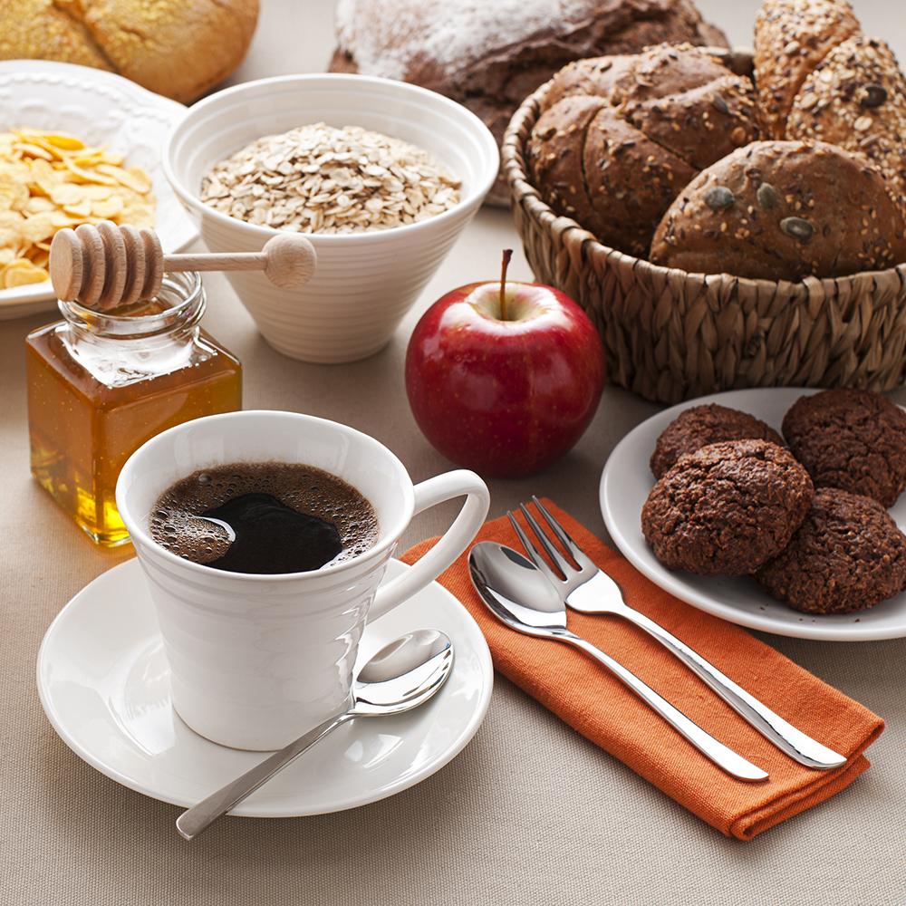 Frühstück Bäckerei Rödel